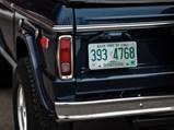 1975 Ford Bronco Custom  - $