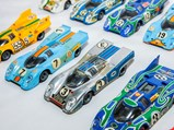 Set of Porsche 917 1:43 Models by Super-Champion - $