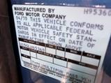 1970 Ford Bronco Wagon  - $