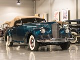 1942 Packard Clipper One Eighty Convertible Victoria by Darrin - $