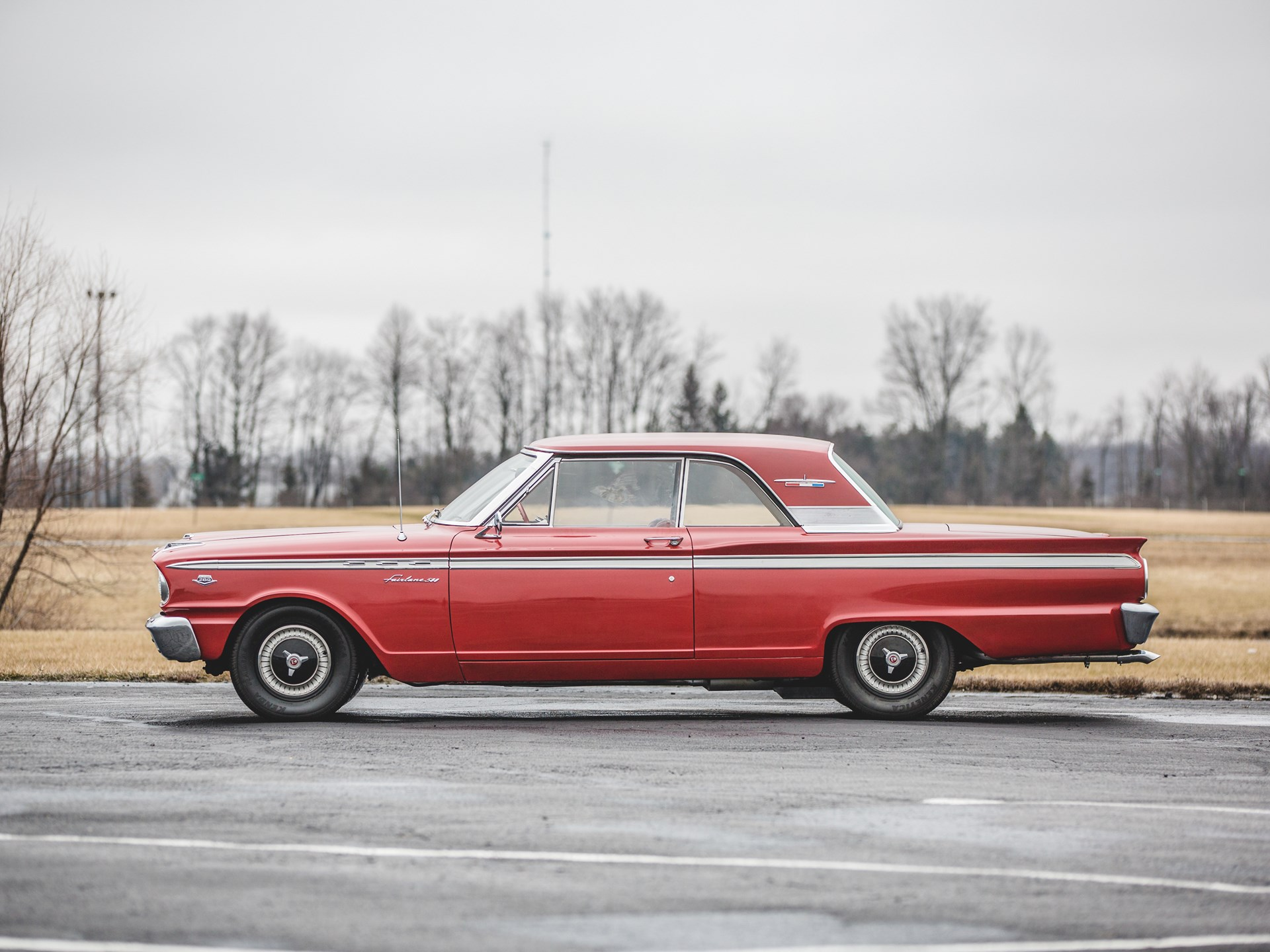 RM Sotheby's - 1963 Ford Fairlane 500 Sports Coupe   Auburn