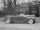 1939 Chrysler Custom Imperial Parade Phaeton by Derham - $Chrysler factory photo of the Parade Phaeton shortly after production.