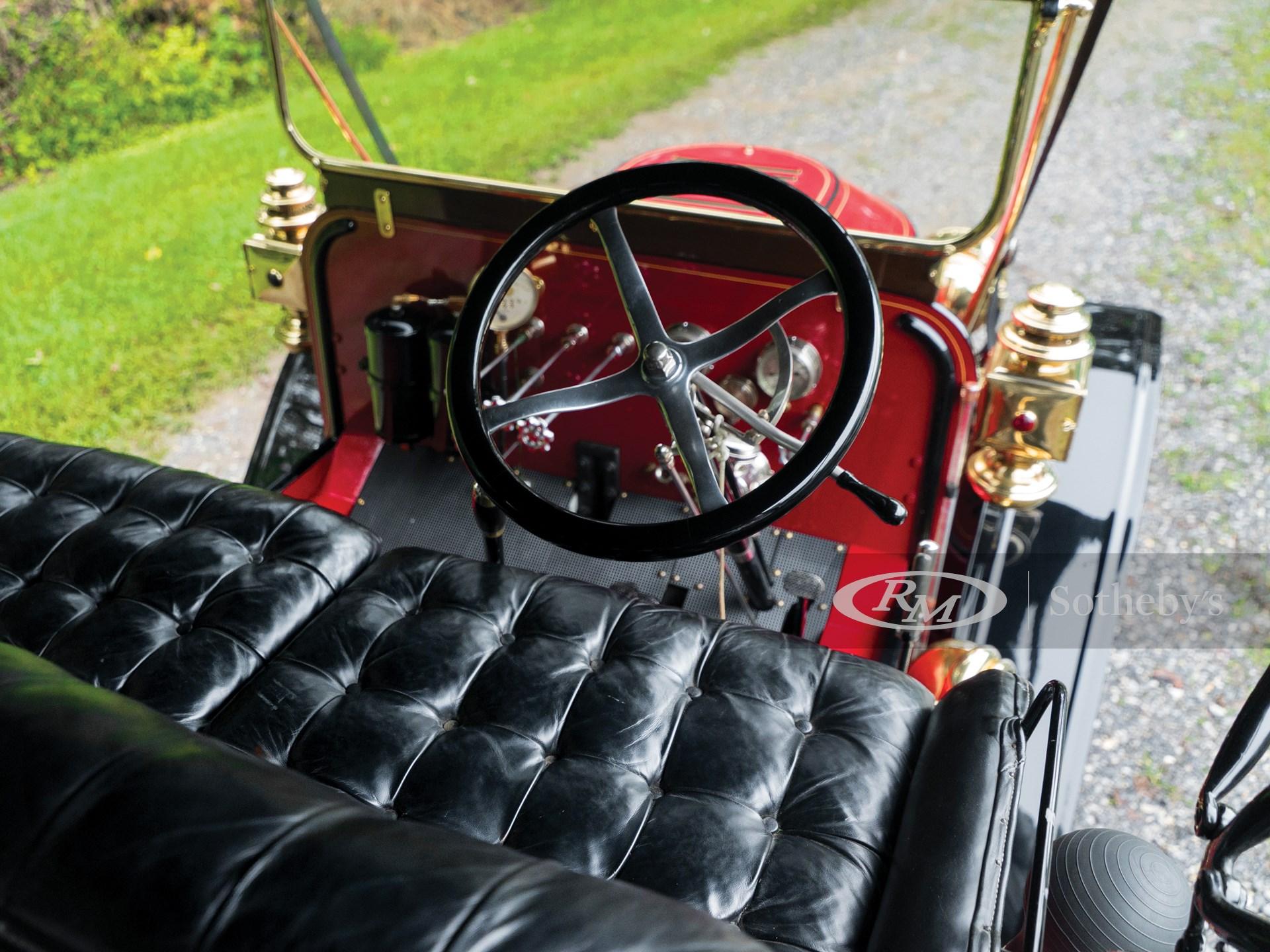 1909 Stanley Model Z Mountain Wagon  -