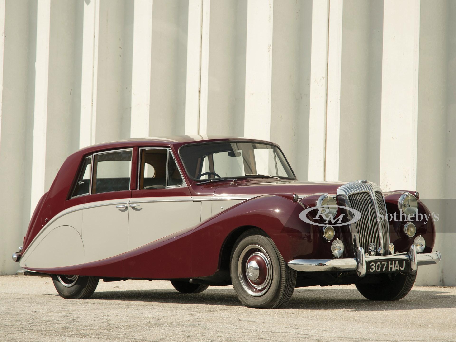 1953 Daimler Empress Mk II