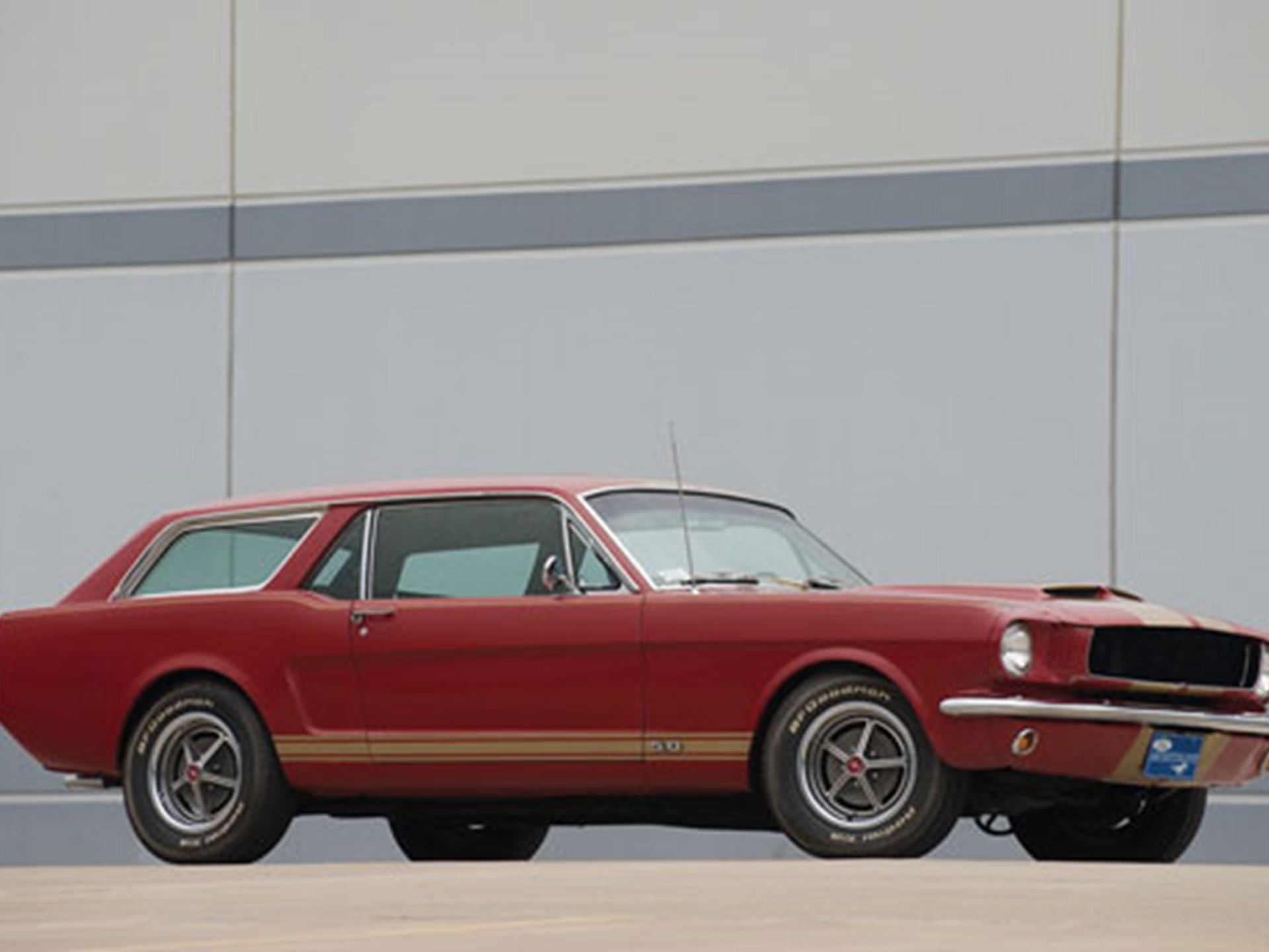 RM Sotheby s 1965 Ford Mustang Station Wagon