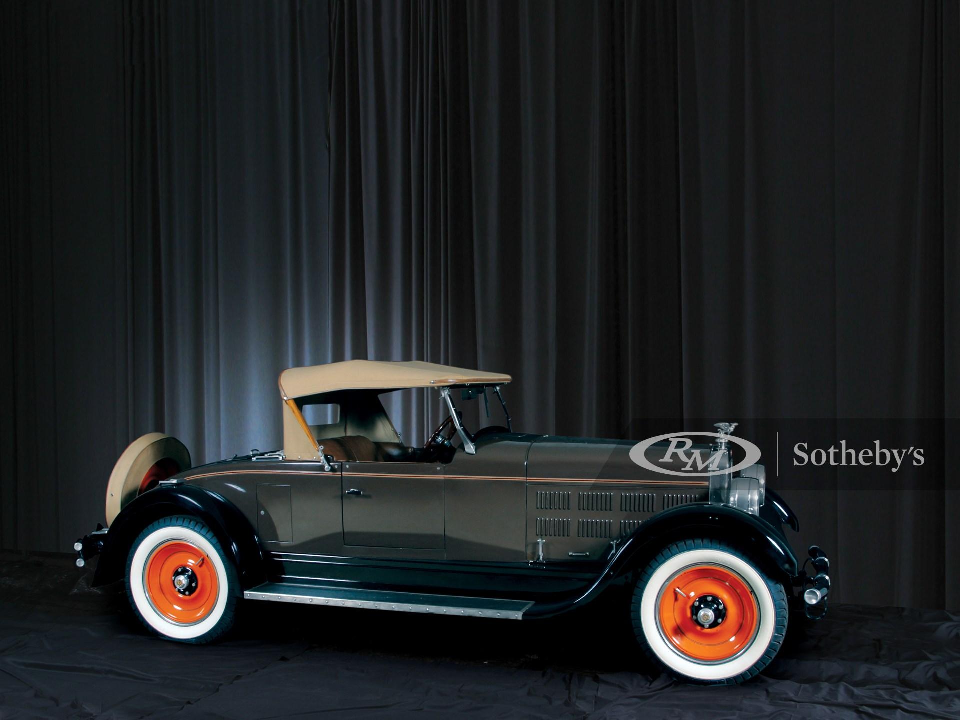 1927 Gardner 8-90 Roadster