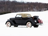 1936 Ford Cabriolet  - $