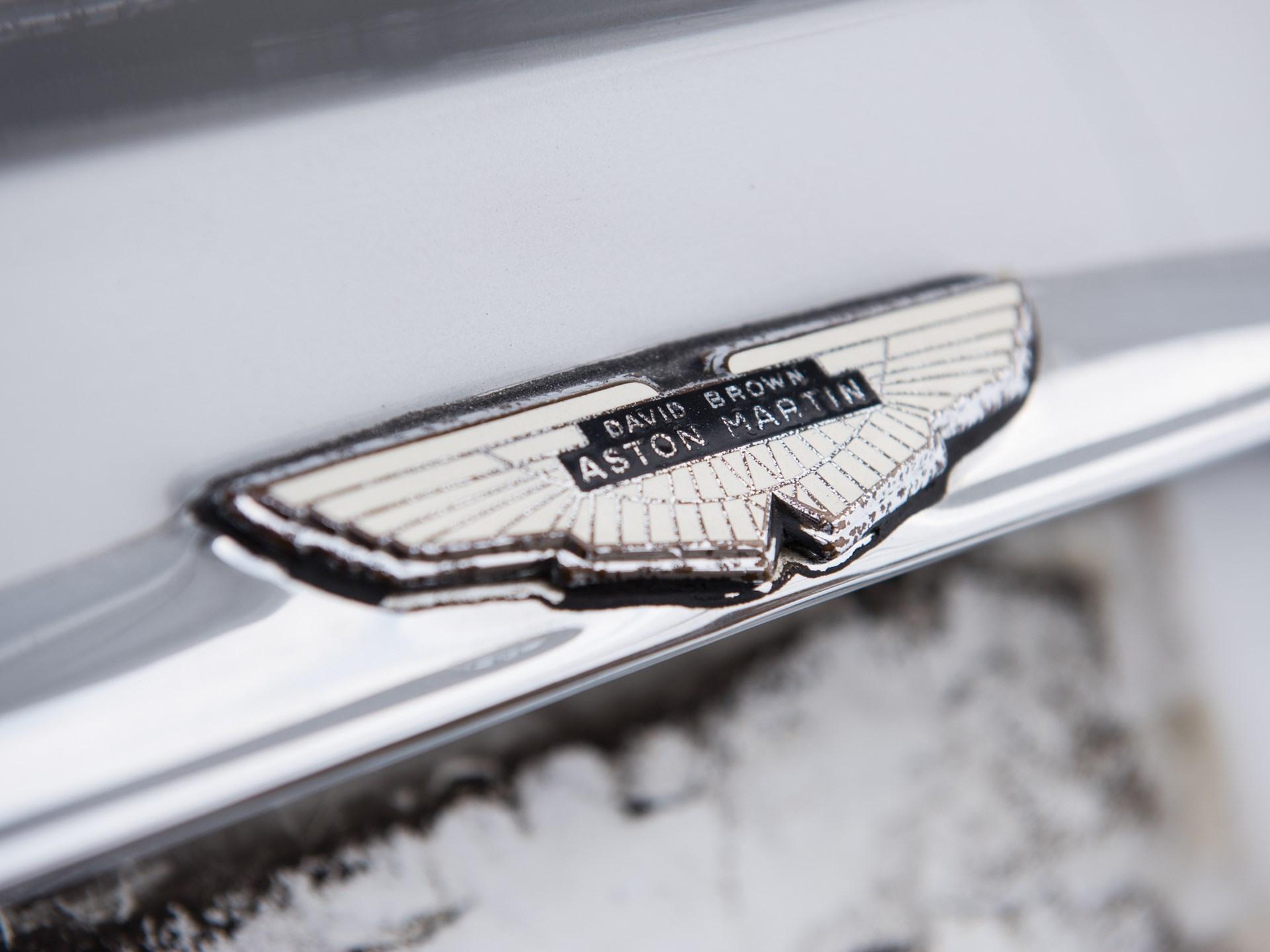 Rm Sothebys 1970 Aston Martin Db6 Mk Ii Amelia Island 2015