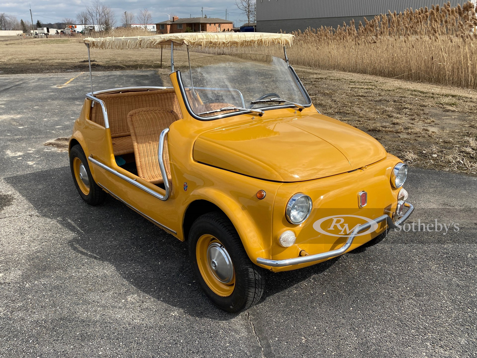 1969 Fiat Jolly Conversion  -