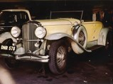 1931 Duesenberg Model J 'Disappearing Top' Convertible Coupe by Murphy - $