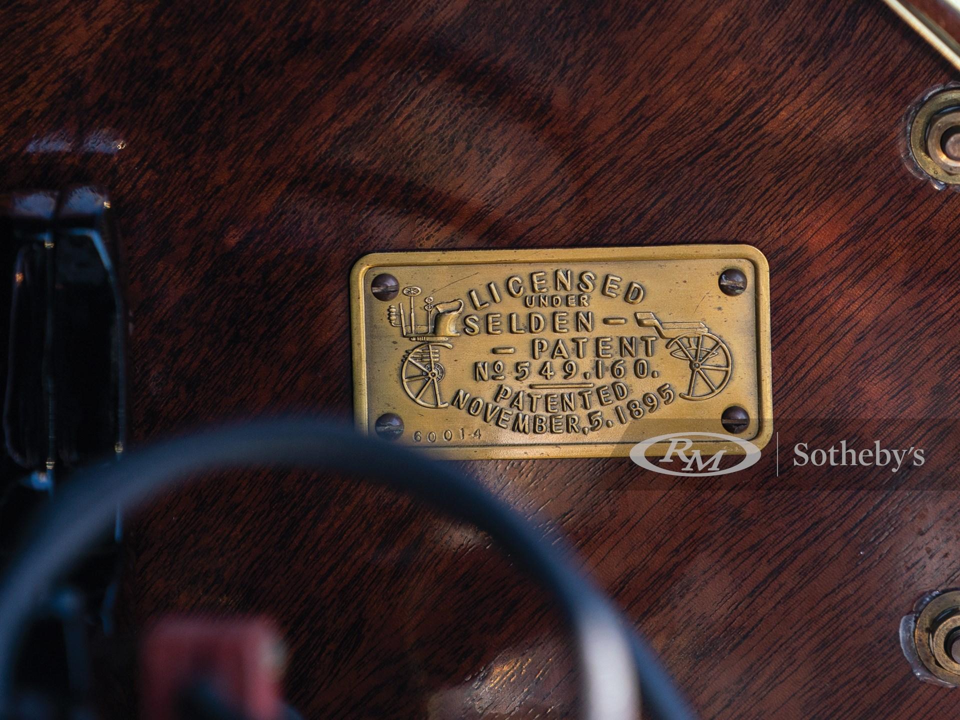 1908 Oldsmobile Limited Prototype  -