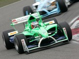 2005 Lola B05/52 A1 Grand Prix  - $Adam Carroll, Team Ireland, Round 9, A1 Grand Prix of Nations, Shanghai, China, 2007–08.