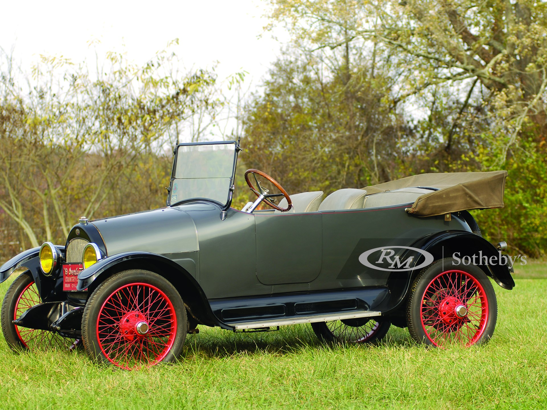 1916 Overland Model 90