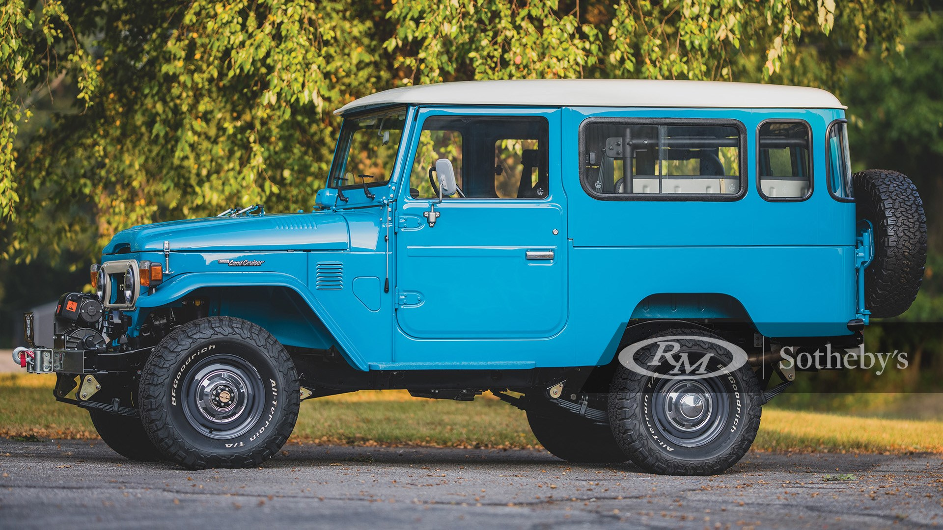 RM Sotheby's The Elkhart Collection 2020, Blog, 1981 Toyota FJ43 Land Cruiser