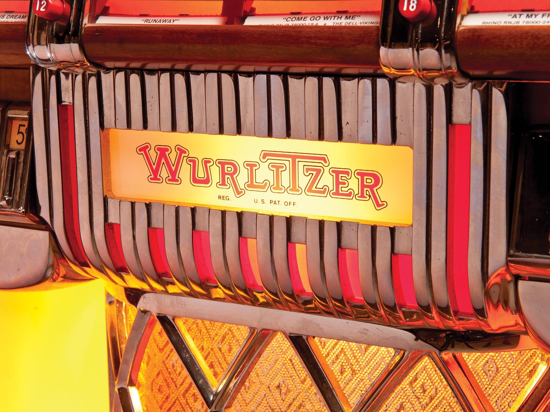 RM Sotheby's - Wurlitzer 1015
