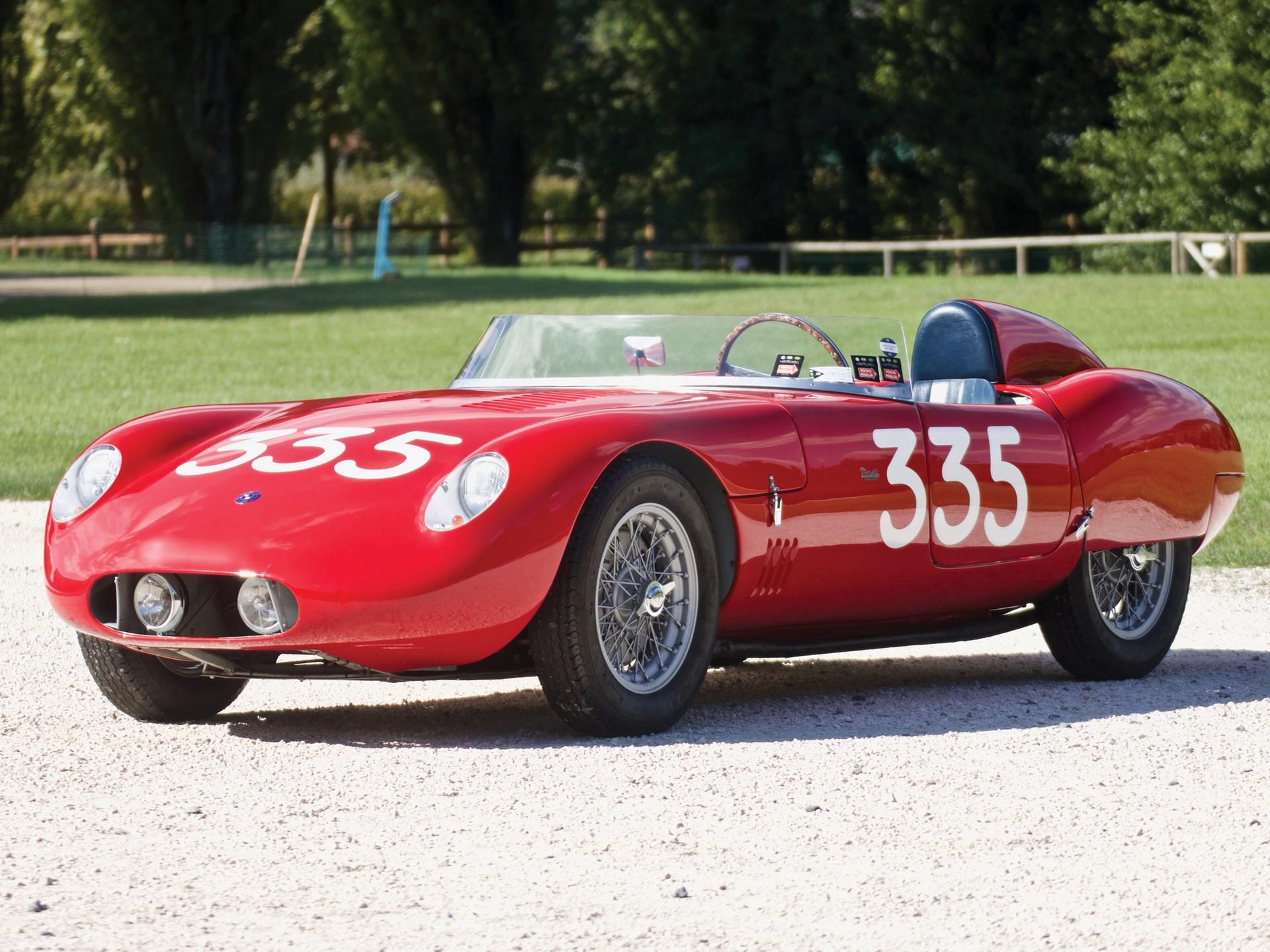 1955 OSCA MT4-2AD 1350 by Morelli