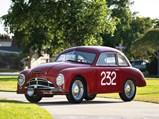 1949 Fiat-Patriarca 750 Berlinetta Sport by Faina - $