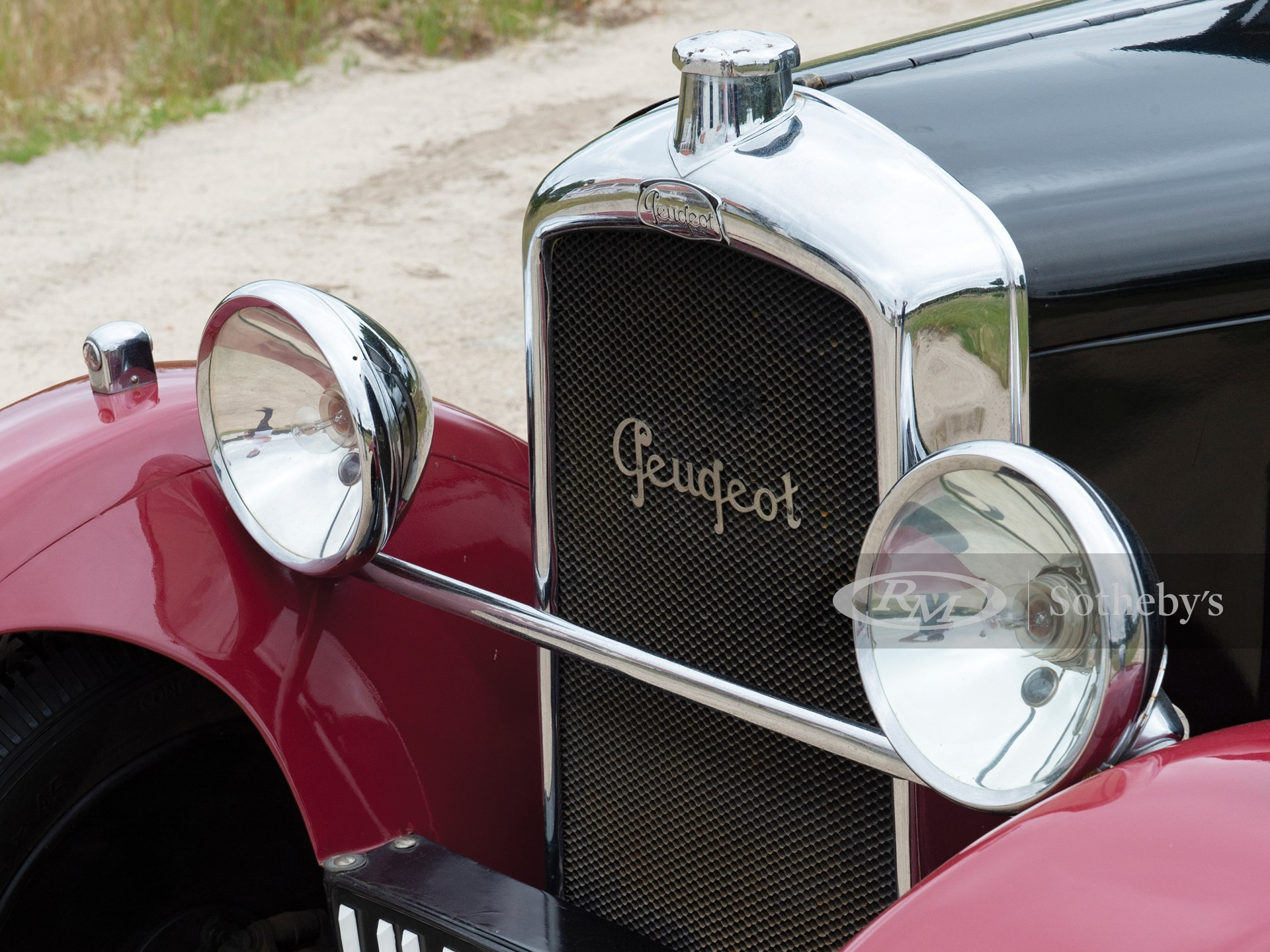 1928 Peugeot 172M Berline  -