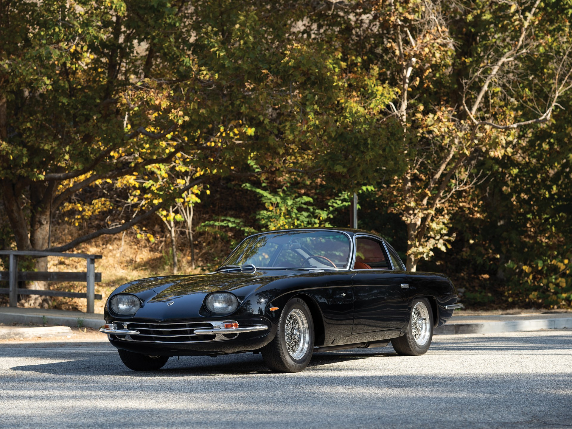 1965 Lamborghini 350 GT by Touring