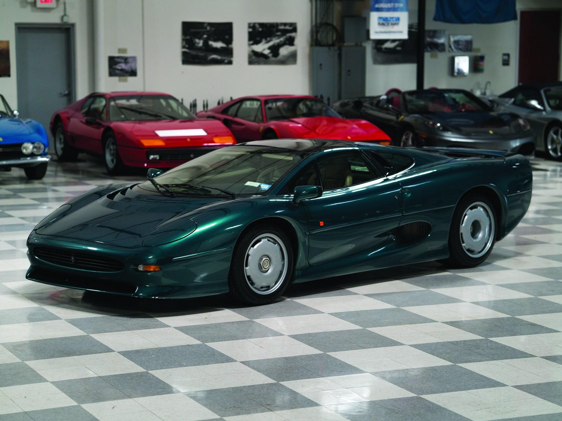 1994 Jaguar XJ 220