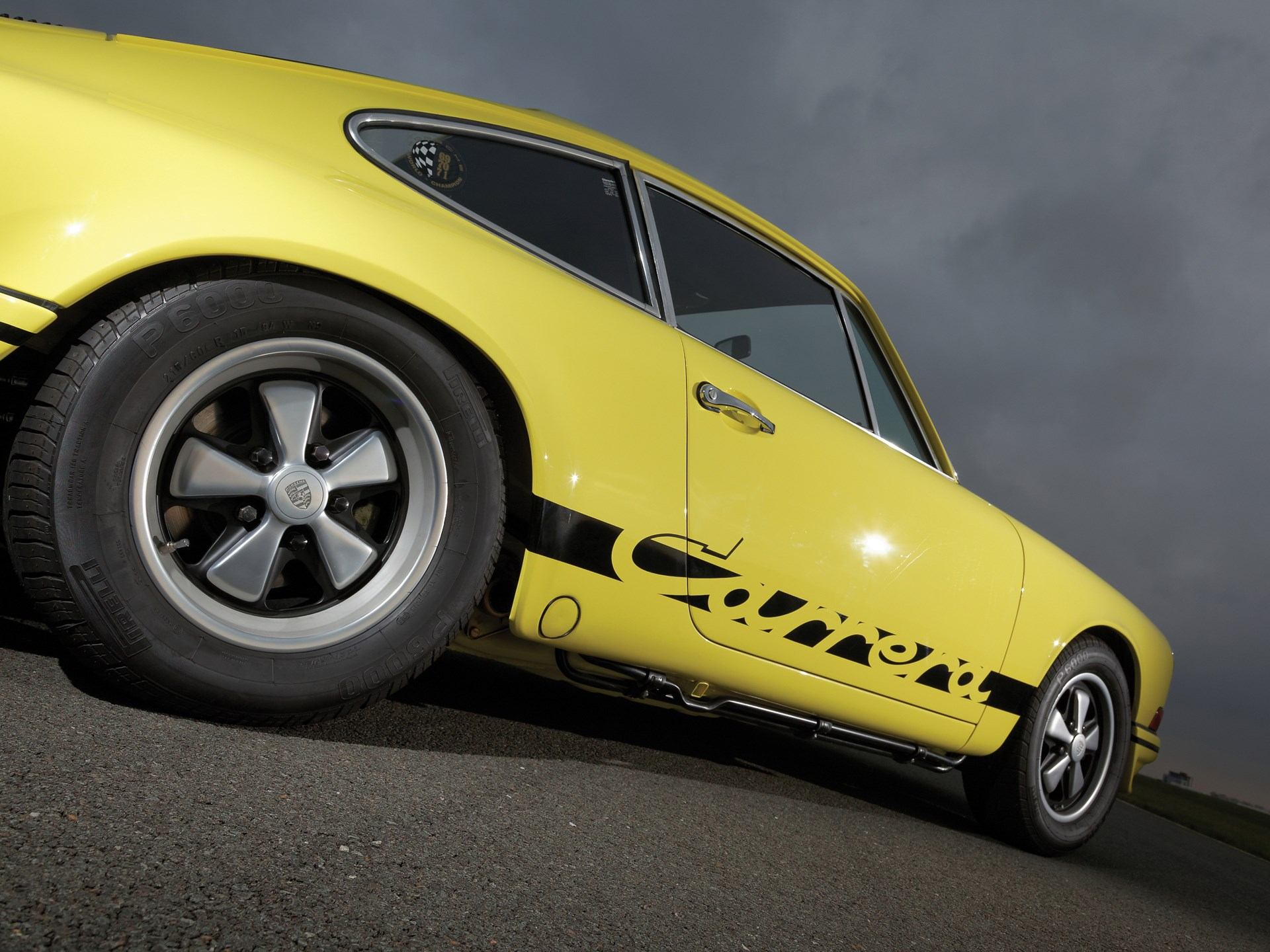 1973 Porsche 911 Carrera RS 2.7 Sports Lightweight