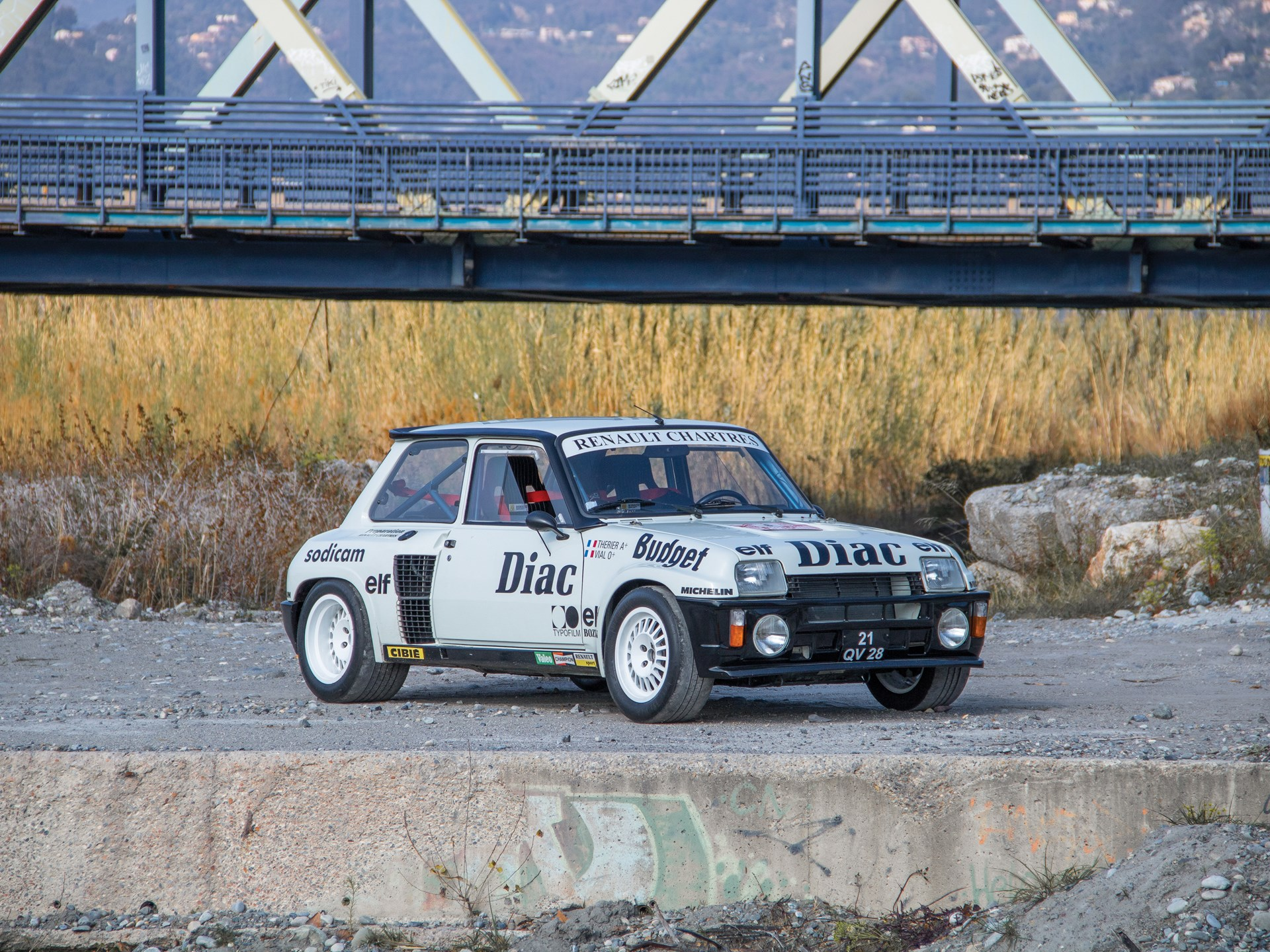 Rm Sothebys 1982 Renault 5 Turbo Group 4 Monaco 2016