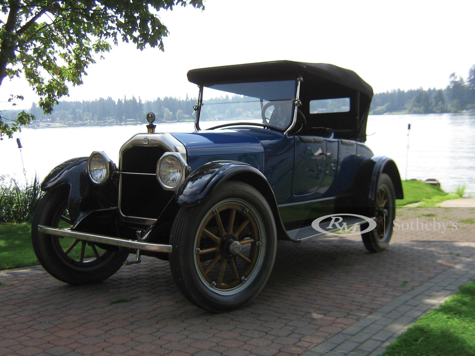 1920 Peerless Model 56 Cloverleaf Roadster