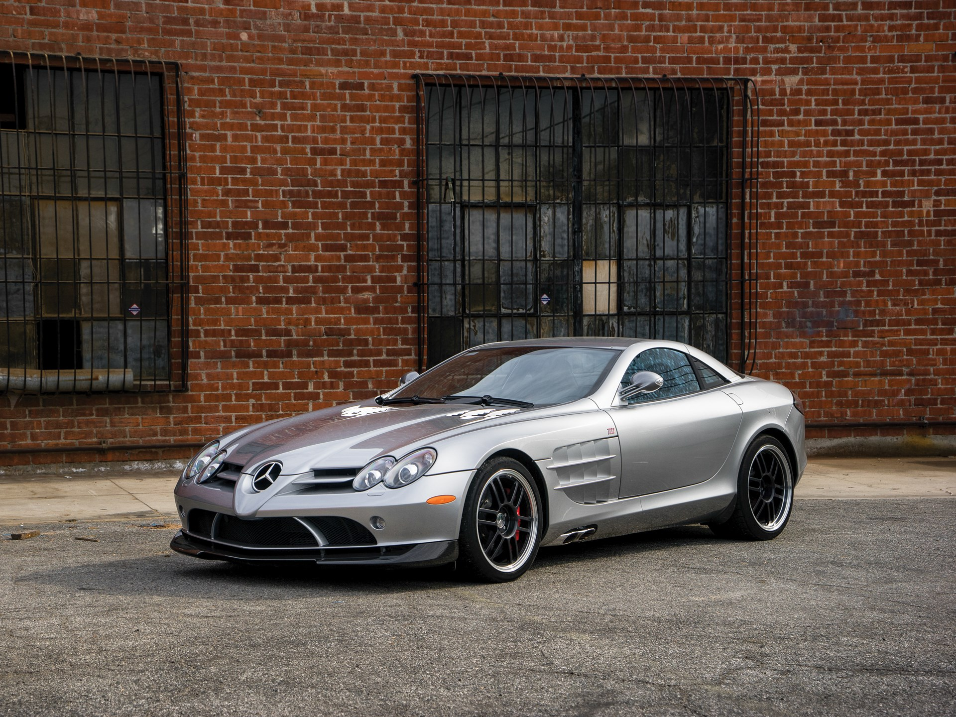 Rm Sotheby S 2007 Mercedes Benz Slr Mclaren 722 Edition Arizona 2017