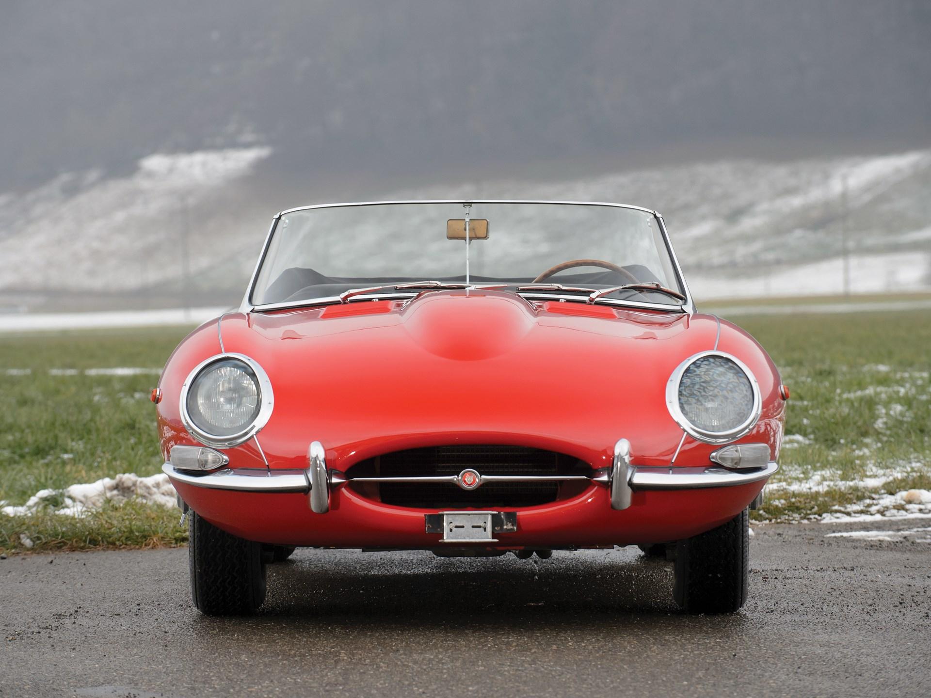 1962 Jaguar E-Type Series 1 3.8-Litre Roadster