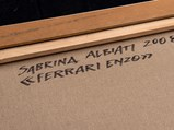 Ferrari Enzo by Sabrina Albiati - $