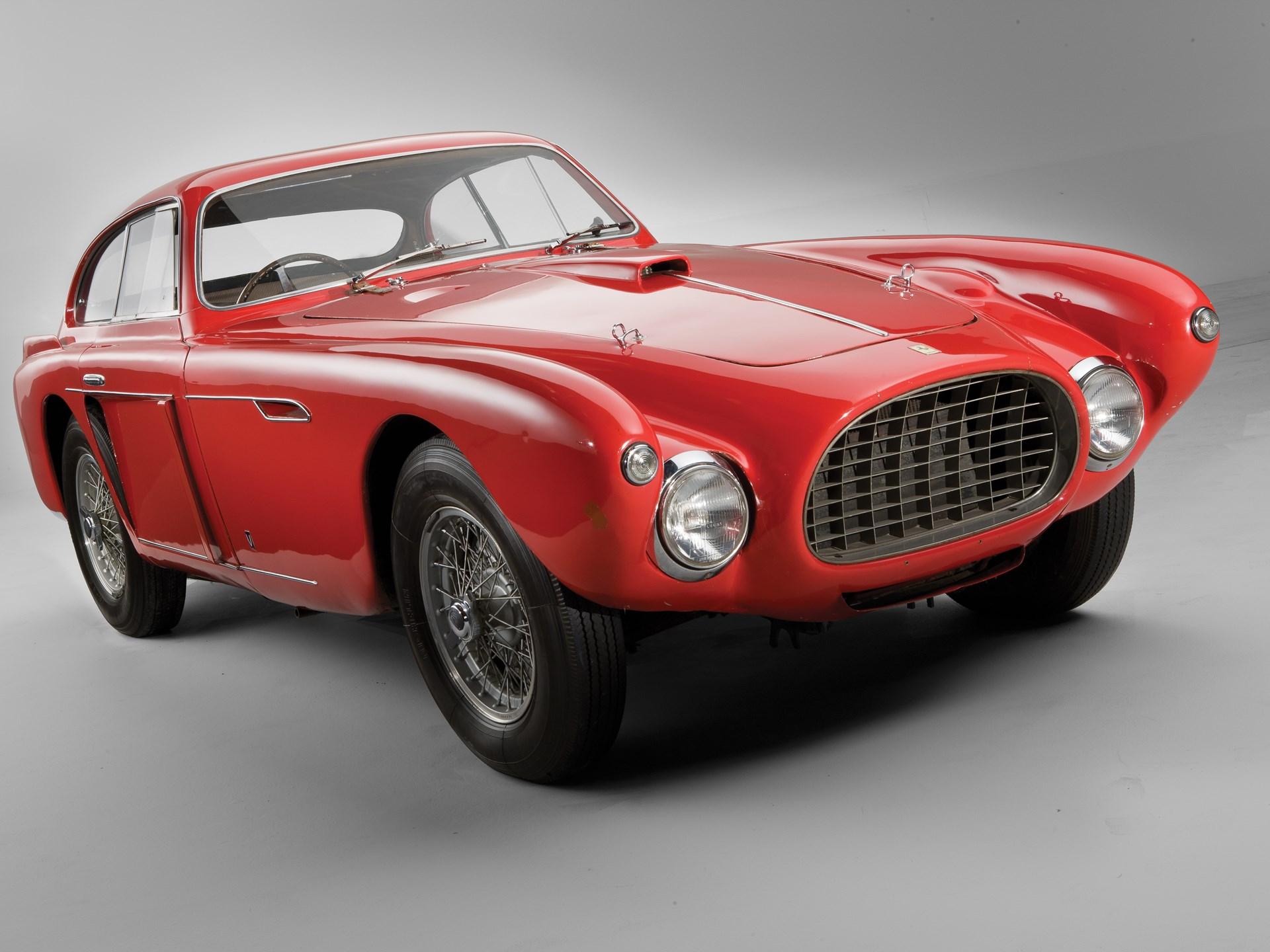 RM Sotheby's - 1952 Ferrari 340 Mexico Coupe by Vignale | Amelia ...