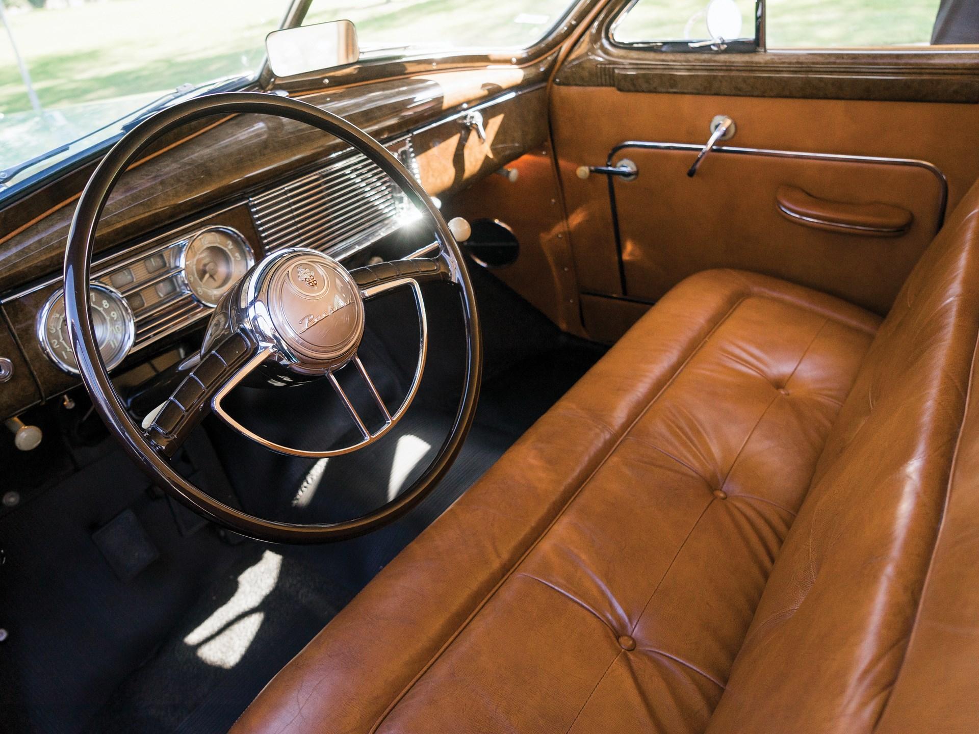 1949 Packard Eight Station Sedan