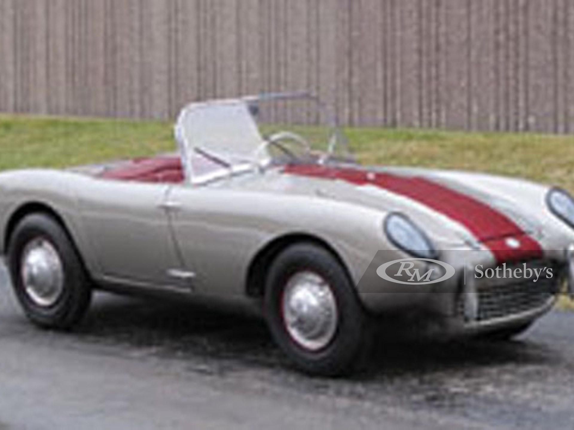 1959 Berkeley SE 492