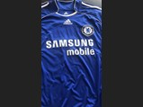 Didier Drogba Signed Football Jersey - $