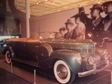1939 Chrysler Custom Imperial Parade Phaeton by Derham - $he Parade Phaeton on display at the Walter P. Chrysler Museum after restoration.