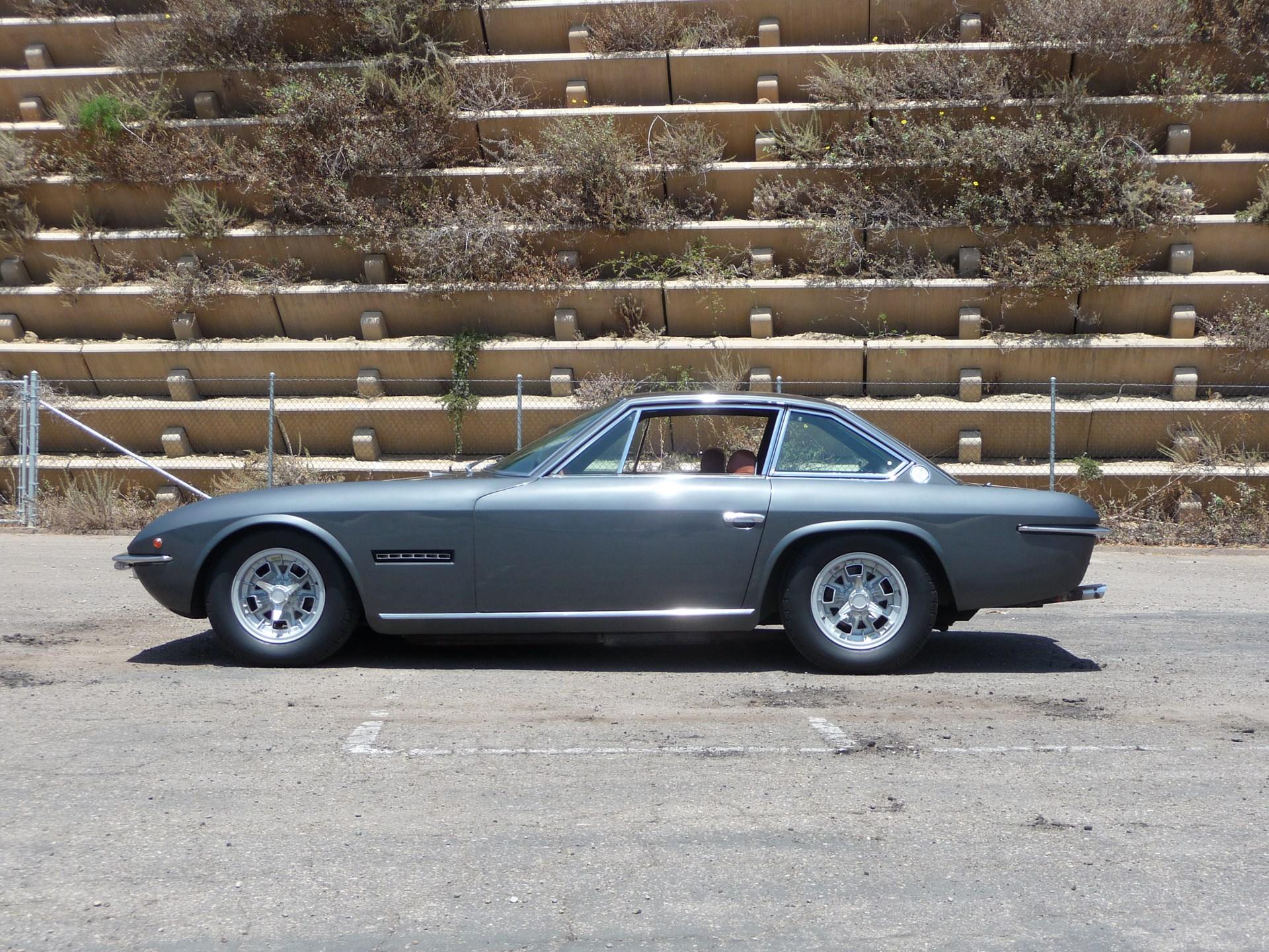 Rm Sotheby S 1969 Lamborghini Islero S 2 2 Coupe Monterey 2011