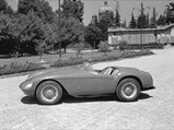 1954 Ferrari 500 Mondial Spider by Pinin Farina - $Chassis no. 0448 MD as seen in official Pinin Farina press photographs.