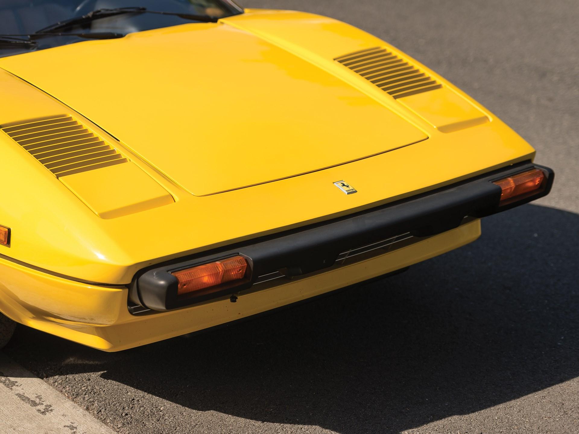 1976 Ferrari 308 GTB 'Vetroresina'