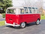 1967 Volkswagen Deluxe '21-Window' Microbus  - $