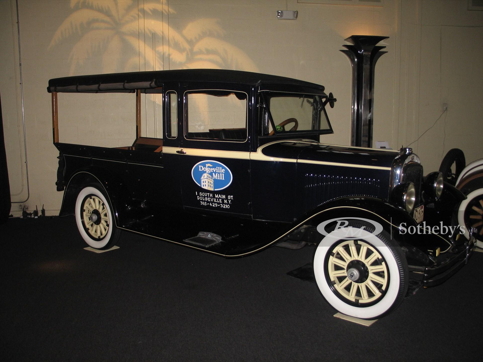 1930 Dodge Veggie Truck  -