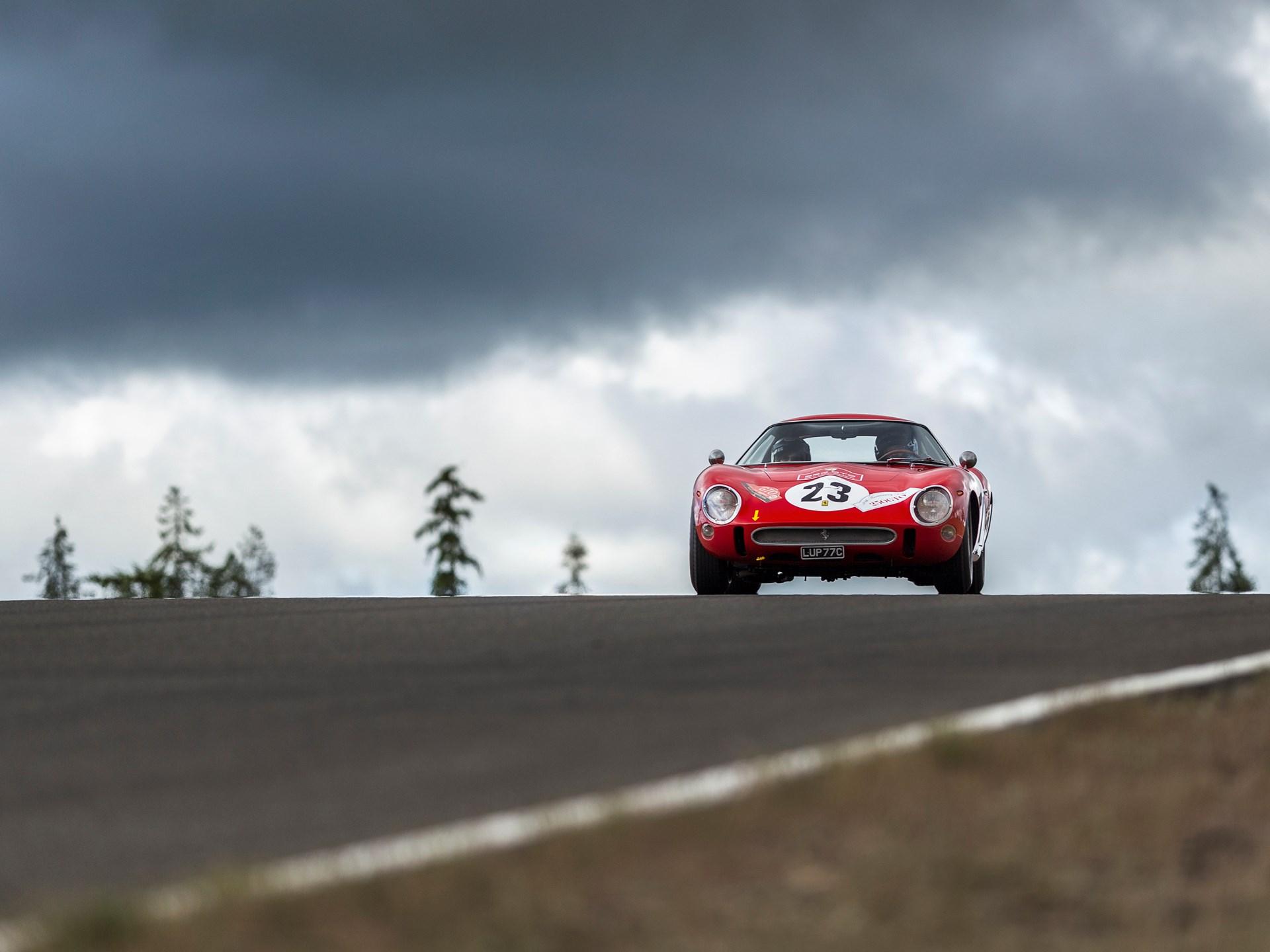 1962 Ferrari 250 GTO by Scaglietti