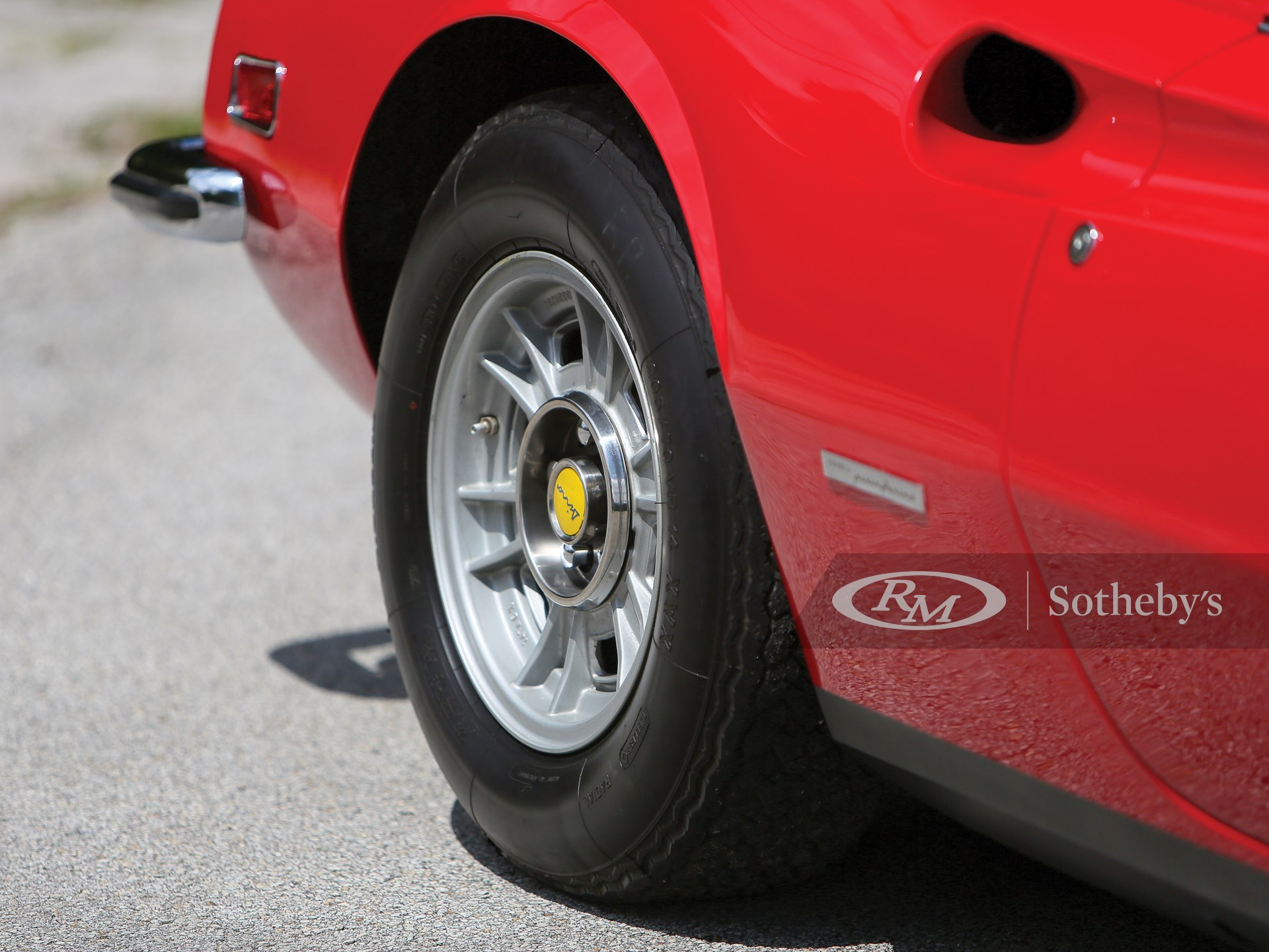 1974 Ferrari Dino 246 GTS by Scaglietti -