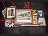 Framed Artwork - $
