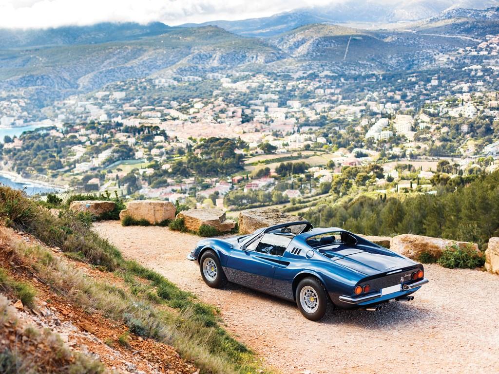 Rm Sotheby S 1974 Ferrari Dino 246 Gts By Scaglietti