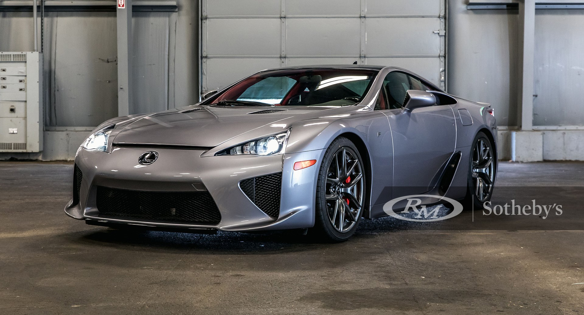 2012 Lexus LFA available at RM Sotheby's Amelia Island Live Auction 2021