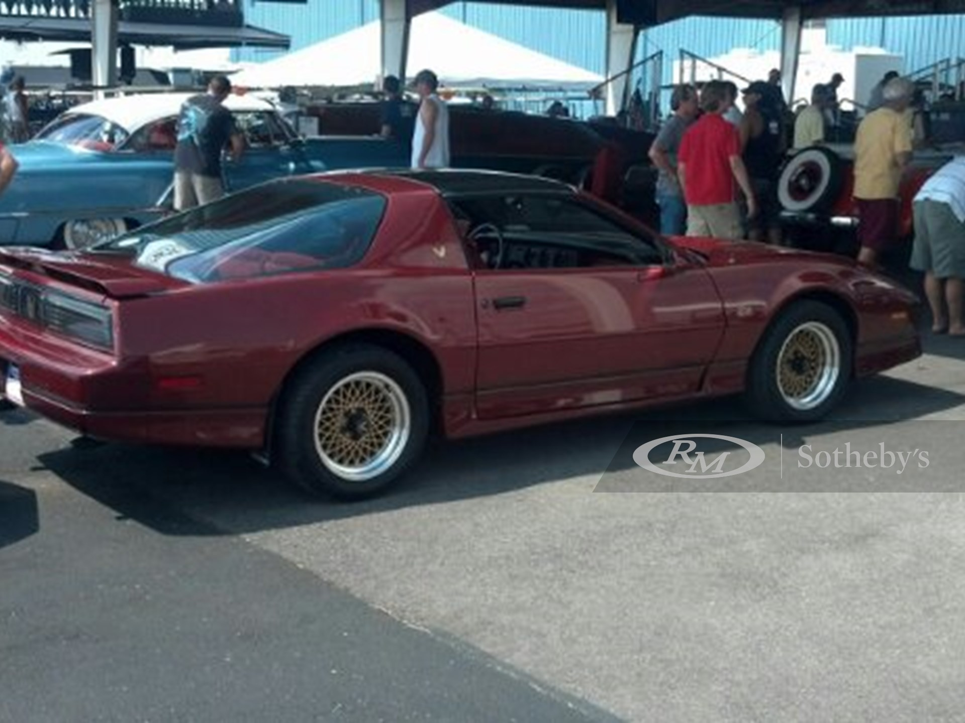 1987 Pontiac Firebird GTA