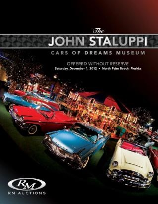 The John Staluppi Collection, 2012