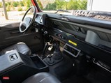 1992 Land Rover Defender 110 Fire Truck  - $