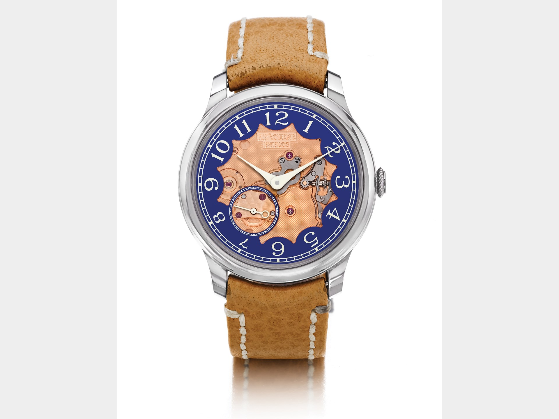 F.P. Journe, Fine and Limited Edition Tantalum Wristwatch