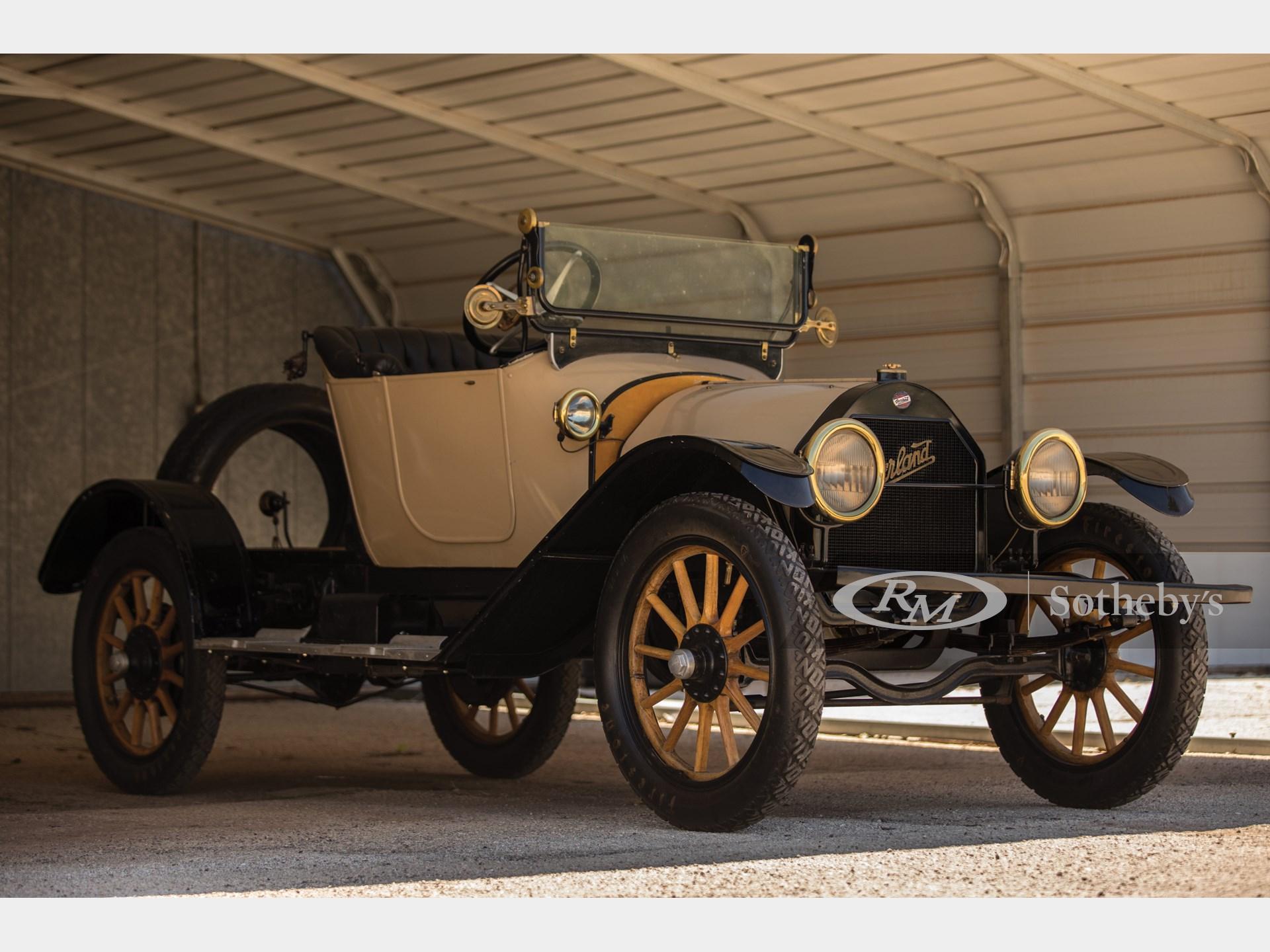 1914 Overland Model 79 Touring